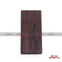 Wholesale Good Usb Drive - Free shipping Lot Sell 10PCS Genuine Walnut Wood USB2.0 Drive 8GB Wooden Memory Flash Pendrive Brown Good Quality