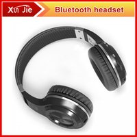 Wholesale Headset Microphone Ordering - 2014 New Bluedio Wireless Bluetooth Headphone 4.1 Stereo Headband Headphones Microphone Noise Isolating Music Headset order<$18no track