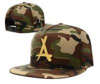 Wholesale camo snapbacks - Popular Camo THA ALUMNI Camouflage Snapback Hats Snapbacks hats Snapback hat snap backs Hats Baseball caps SG