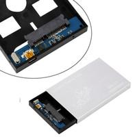 "Wholesale Ts Case - Wholesale- USB 3.0 Super Speed 2.5"" SATA TS-25HC307 HDD Hard Disk Enclosure External Case Box"