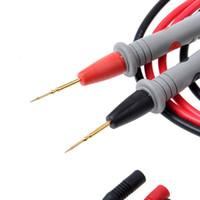 Wholesale Fluke Leads - Wholesale-M007-1 1000V 20A Needle Point Multi Meter test probe   lead for digital multimeter for tester such fluke etc. FREE SHIPPING