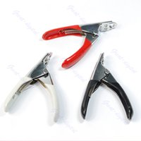 Profession Nail Clippers Toe Claw Scissors Trimmer toiletteur Cutter Chat Chien