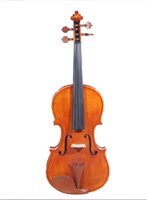 partes de violín al por mayor-Envío Gratis Tianyin Marca 100% Handcraft Adulto Violín de Madera Sólida de Alto grado Jujube Parts Patrón Profesional Violín