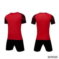 Wholesale Uniform Models - Top thailand quality 2017 2018 soccer jersey uniform different colors to choose model ADJ-001