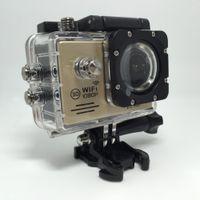 dvr spor kameraları toptan satış-2016 Yeni Spor Eylem kamera SJ7000 wIfi 2.0 inç LCD Wifi kamera Su Geçirmez 30 M HD DVR Spor Mini DV Araba Dvr