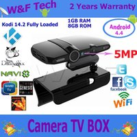 android tv box with camera
