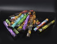 Wholesale E Cig Fruit - E ShiSha Hookah Pen Disposable Electronic Cigarette Pipe Pen Cigar Fruit Juice E Cig Stick Shisha Time 500 Puffs Colorful