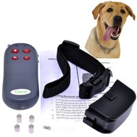 Wholesale Vibrating Harness - 4in1 Remote Small Med Dog Training Shock+Vibrate Collar