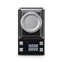 Wholesale high precision balances - 100g 0.001g Digital Milligram Scale High Precision Jewelry Balance Gram mini Weight scales