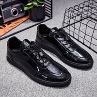 Wholesale England Shoes For Men - New 2017 Luxury Brand Men Driving Loafers Shoes alligator England Trend Casual Leisure Shoes Breathable For Male Footear Loafers Men's Flats