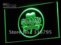 Wholesale Guinness Bar Signs - a111-g Guinness Beer Dublin Ireland Bar Neon Light Sign