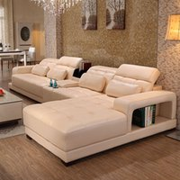 genuine leather sofa modern genuine leather sofa in sofa furniture living room furniture pu full