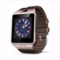 DZ09 Smart Watch Dz09 Uhren Armband Android Uhr Smart SIM Intelligente Handy Schlafstatus Smart Watch mit kleinen Retail-Paket
