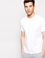 Wholesale Good Quality Black T Shirts - New 2018 Summer big small horse crocodile t-shirt good quality plus size Men Cotton Round neck short sleeve Polo Casual shirt Print shirt
