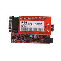 Wholesale Mouse For Computer Usb - daptive mouse for computer Newest UPA-USB UPAUSB UPA USB Programmer With Full Adaptors V1.3 ECU Chip Tunning OBD2 Diagnostic Tool Free Sh...