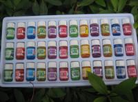 aromatherapie natürlich großhandel-36pcs = 1sets geben Verschiffen Hautpflege, Aromatherapie ätherisches Öl 12 Art 3ML Duft-Aromatherapie-Öl-natürlicher Badekurort-Öl-Satz frei