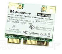 Atacado- AzureWave AW-NE762H RT3090 150Mbps Half Mini PCI-e Wireless Wifi Wifi Card