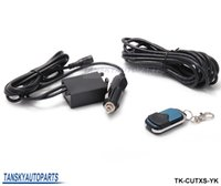 Wholesale Electric Exhaust Dumps - TANSKY - High-performance Wireless Remote 12ft Wiring Harness For Electric Exhaust Muffler Valve Cutout System Dump TK-CUTXS-YK