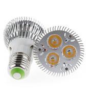 Wholesale cree bulbs par online - New CREE Par20 LED Spotlight Bulb W W AC85 V Cool White Warm White High Power Par LED Spot Lamp For Home Decoration