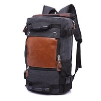Wholesale Male Computer Backpacks - Stylish Travel Large Capacity Backpack Male Luggage Shoulder Bag Computer Backpacking Men Functional Versatile Bags 01