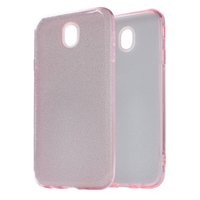 Wholesale shining tpu case - For LG Stylo 4 For Samsung Galaxy J3 2018 J337 Galaxy J7 2018 J737 TPU+PC Hybrid Shining Bling Glitter Case Protective Cover D