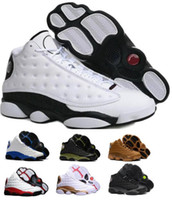 2017 Retro 13 Basketball Shoes Dmp Homens Mulheres Toe cinza Air Retros 13s Xiii Men's Low Women's Sport Femme China Réplica Sneakers Shoes