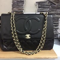 Wholesale Korean Cross Body Bags - Women's 2018 new wave of spring and summer Korean patent leather glossy chain bag simple wild Messenger bag shoulder bag