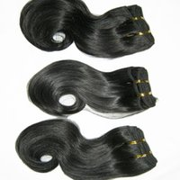 """Wholesale Wholes Sale Weave - 37pcs lot Whole Sales cheap price weave 100% Indian Human Hair 8"""" inches Party event Decoration fast delivery"""