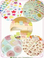 30PCS / LOT autoadesivi Multi Patten Set Album fotografici Cornice Diario Diy Porta retrato mestiere di casa decorazione carta