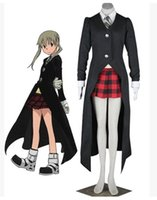 Wholesale Maka Cosplay Costume - Wholesale-Soul Eater Maka Cosplay Costume anime cosplay suits