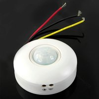 Hot IR Infrared Movimento Lamp Sensor de teto interruptor de parede Light Control Automatic