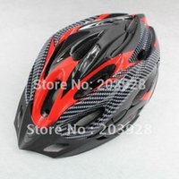 Atacado-ultraleves ciclismo Sports Estrada Mountain Bike Bicycle Helmet EPS + PC com forro Pad Ciclismo Capacetes Adulto SIZE: 54-64cm