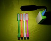 mini luzes móveis venda por atacado-MOQ = 50 PCS USB noite luz da noite lâmpada LED lâmpada portátil Mini pequeno presente luz em movimento caneta luz de trabalho luz LED de iluminação
