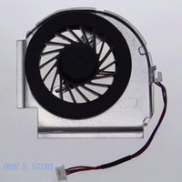 Wholesale Ibm Lenovo Thinkpad T61p - Wholesale-Original Laptop CPU Cooler Fan Fit For IBM Lenovo ThinkPad T61 T61P R61 W500 T500 T400 Notebook Toshiba Product Sales Promotion