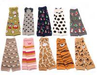 Wholesale tights warm legs - Baby Leg Warmer Leg Warmers infant Children's Socks leg warmer child socks Legging Tights Legging toddler baby's kneecap baby socks NK 38