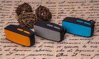 mini plug xlr venda por atacado-Caixa de presente portátil sem fio dos oradores portáteis Bluetooth do subwoofer sem fio Caixa de presente portátil sem fio dos oradores portáteis sem fio do Bluetooth