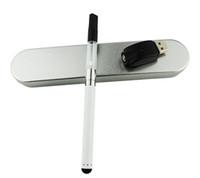 atomiseurs vape achat en gros de-BUD kit de stylo tactile kit de démarrage vape pen épais huile atomiseur cigarettes électroniques vaporisateur stylo cartouches CE3 atomiseur e cig kits