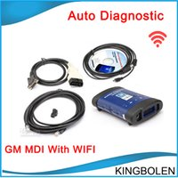 Wholesale High Quality Gm Mdi - 2017 New arrival High Quality GM Diagnostic tool with WIFI GM MDI scanner by DHL Free Shipping