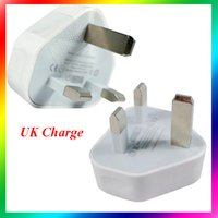 Wholesale Electronic Cigarette Charging Plug - UK wall charger USB e cig charge ego plug adapter for usb cable line ego battery ecig electronic cigarette High Quality