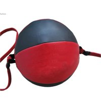 Fitness Balls speed training gear - Hot Sale New Double End MMA Boxing Training Ball Gear Punching ball Speed Ball Bag