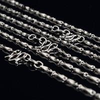 ingrosso catene d'argento corea-Collana in argento sterling 925 Ms. Corea gioielli coreani vintage argento catena di lingotti all'ingrosso stella di san valentino con i soldi per inviare la sua fidanzata
