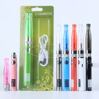 eGo E Cigarette Starter Kit Ego Q batterie pour 2,0 ml atomiseur H2 1,6 ml Mini H2 Clearomizer 650mah 900mah 1100mah E Cig ecigs DHL gratuit