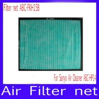 Wholesale Filter Electrical - Air filter block ABC-FKH15B for Sanyo Air filter ABC-HP14 MOQ=1 free shipping