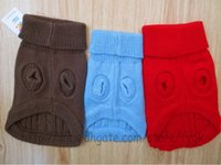 Wholesale Dog Products Christmas - new pet products Dog clothes colorful dog dog sweater pet sweater sweater Christmas dog clothes Autumn and winter dog clothes