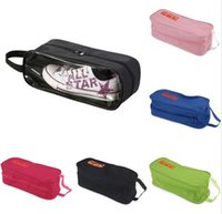 Wholesale Assorted Waterproof Portable Shoes Bag Football Gym Travel Storage Case Outdoor Novelty Households New