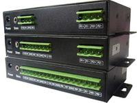 sms denetleyicisi toptan satış-Dört bantlı 850/900/1800 / 1900MHz GSM Nem alarmı S130 SMS Kontrolör İki yönlü sesli iletişim GSM SMS Otomasyon Sistemi