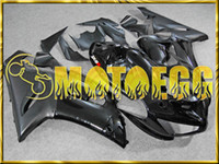 Пять подарков Motoegg Injection Kawasaki Fairing Body Kit для Kawasaki Ninja 636 ZX-6R 2005 2006 ZX 6R 05 06 ZX6R Черный K65M10