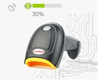 Wholesale retail scanners - Wholesale- USB Laser wired Bar code Scanner Support scan one-dimensional code two-dimensional code screen phone scan supermarket Retail