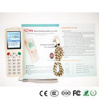 escritor de la tarjeta del nfc al por mayor-Nueva máquina de llaves de llegada iCopy 3 iCopy5 con función de decodificación completa Máquina de llaves de tarjeta inteligente RFID NFC Copiadora IC / ID Lector / escritor duplicador