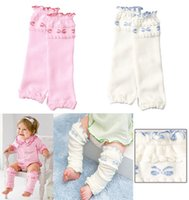 Wholesale Sugaring Warmer - Wholesale-Baby sugar legging warmers toddler boy and girls kneepad leggings set summer baby legging warmer